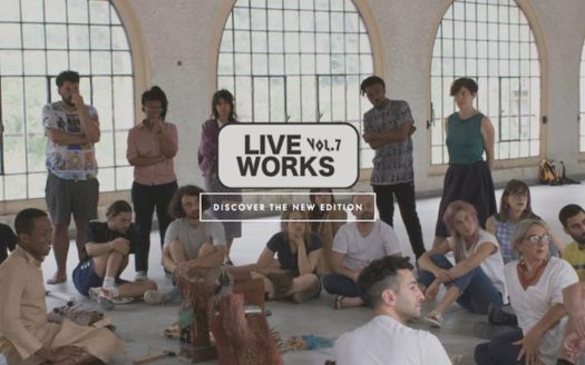 LIVE WORKS VOL. 7 DISCOVER THE NEW EDITION