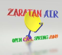 Zaratan AIR - OPEN CALL SPRING 2019 RESIDENCY PROGRAM