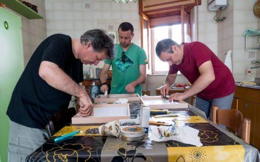 PROGETTO RESIDENZA PER L'ARTE CONTEMPORANEA LATRONICO 2019