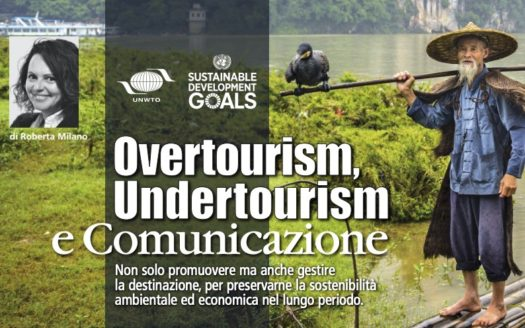 Overtourism, undertourism and comunication