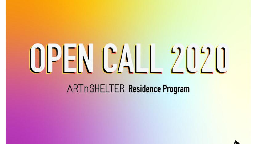 open-call-2020_ArtnShelter Residence Program