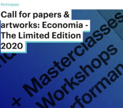 call for papers artwork economia
