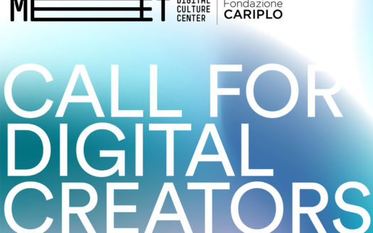 call for digital creators