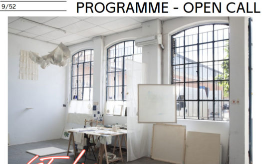 cripta747 studio porgramme open call