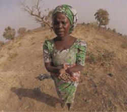 DAUGHTERS OF CHIBOK di Joel Kachi Benson (Nigeria), la VR di la biennale a Matera