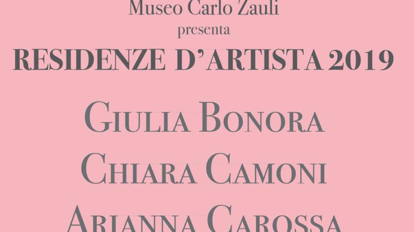 museo carlo zauli residenze d'artista 2019